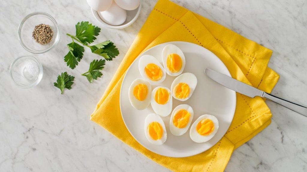رجيم البيض وأضراره