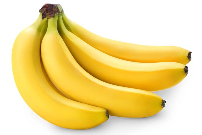 السعرات الحرارية في الفواكه الموز