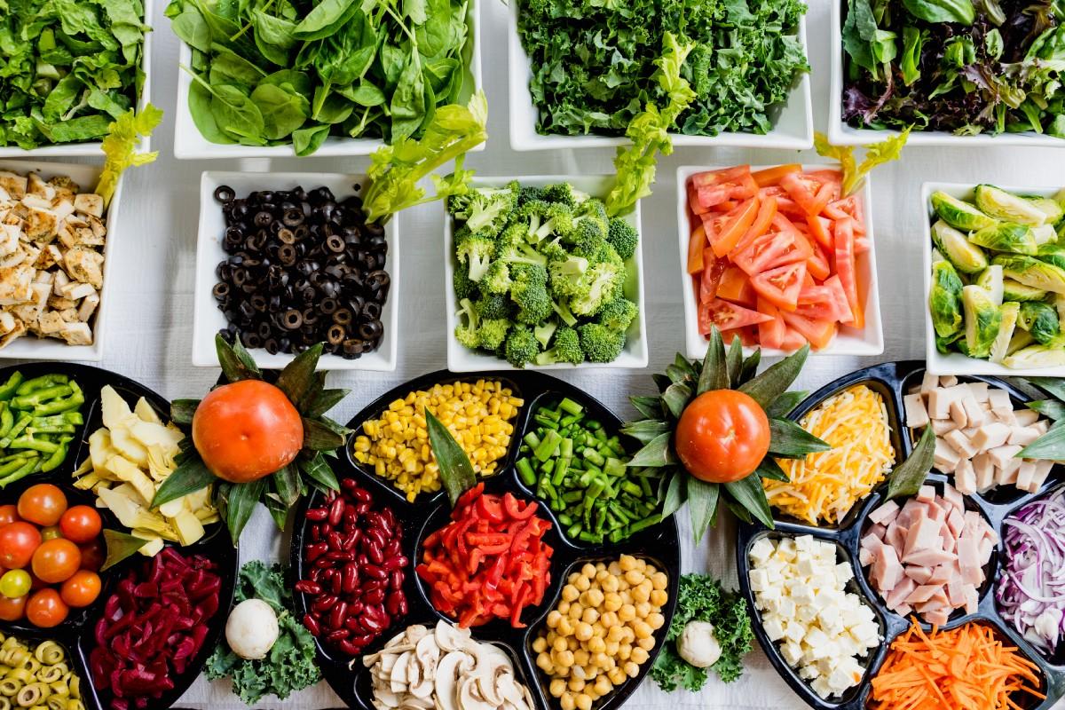 قائمة بالسعرات الحرارية للأطعمة