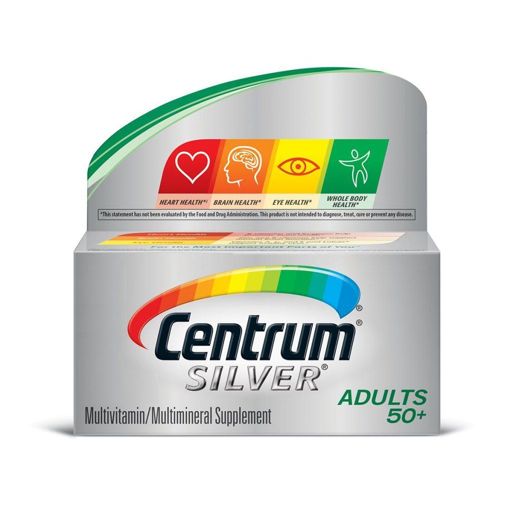 أفضل أنواع الملتي فيتامين سنترم