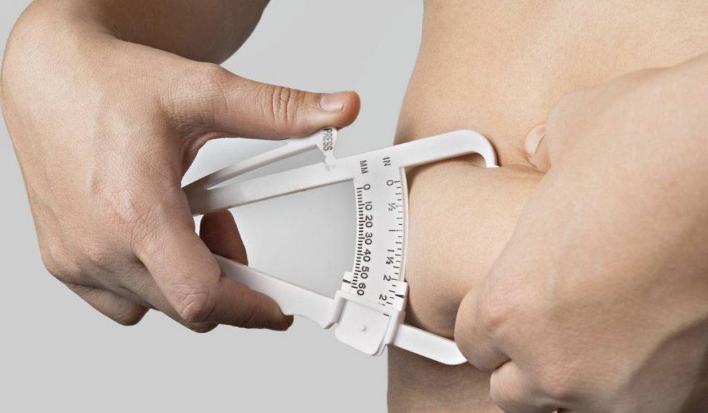 نسبة الدهون الطبيعية
