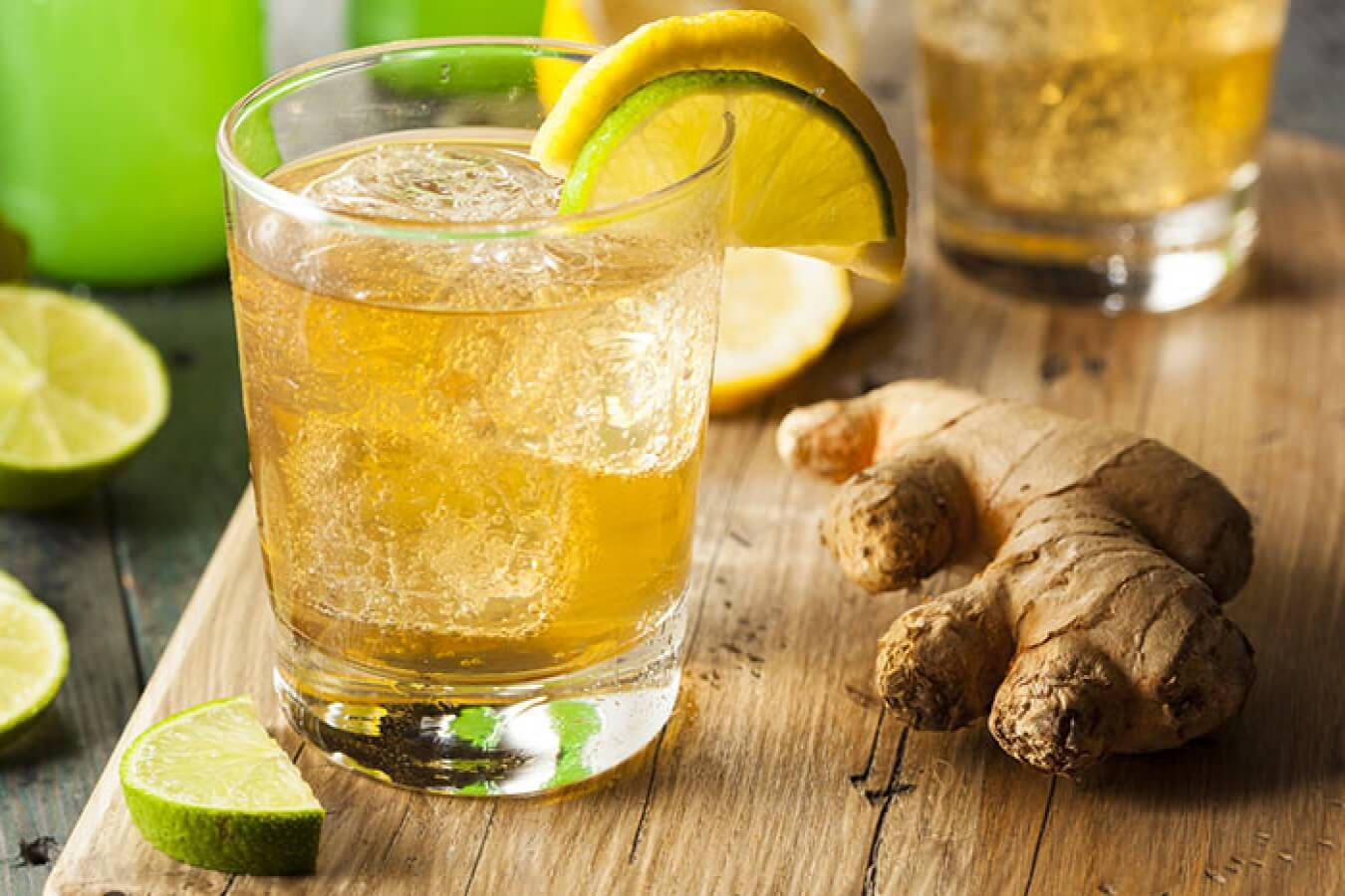 مشروبات تساعد في حرق دهون البطن