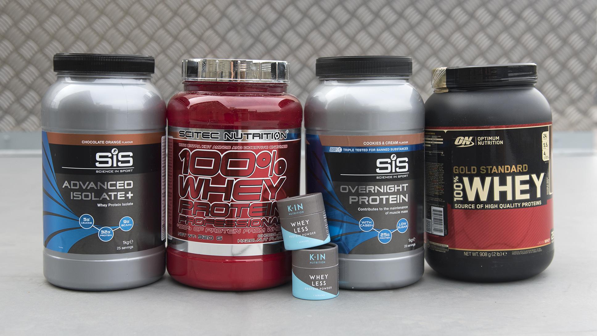 افضل بروتين لبناء العضلات