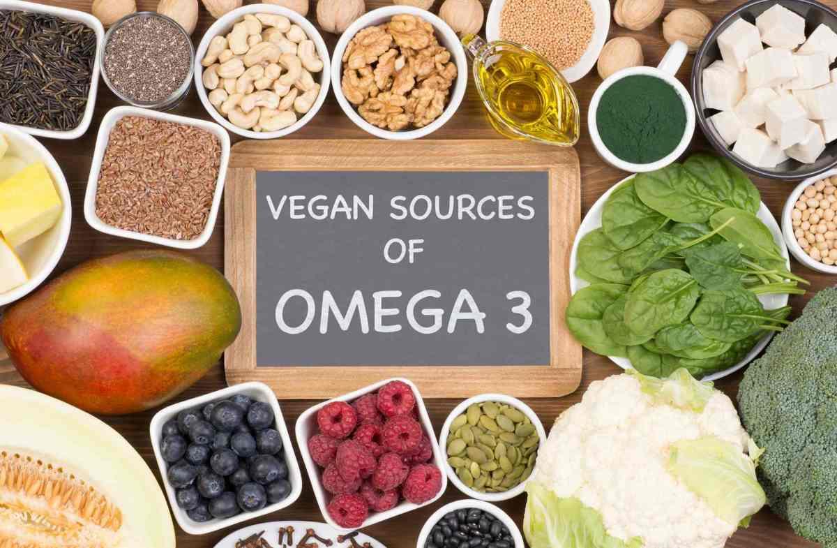 مصادر اوميغا 3 النباتية