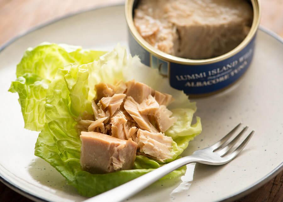 التونة من أهم مصادر البروتين
