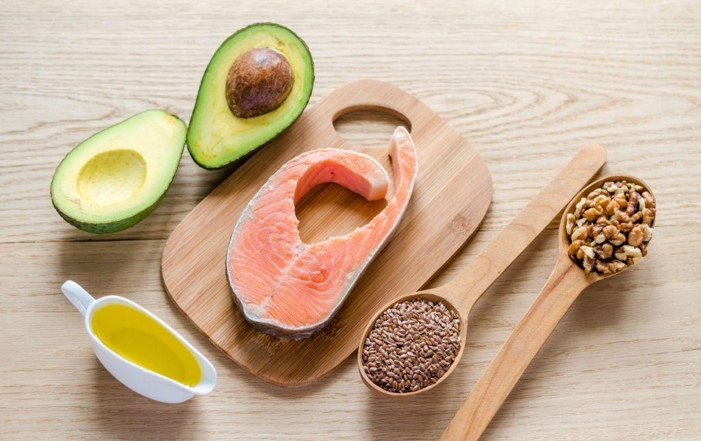 الدهون الصحية في نظام الكيتو