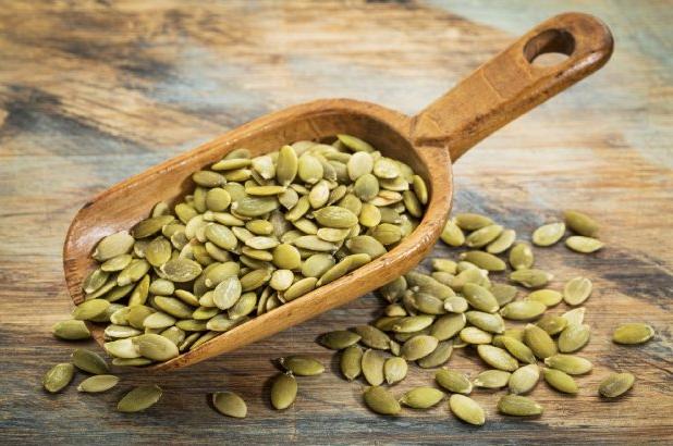 بذور اليقطين من أهم مصادر البروتين