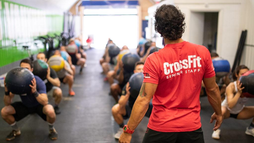 فوائد رياضة الكروس فيت CrossFit