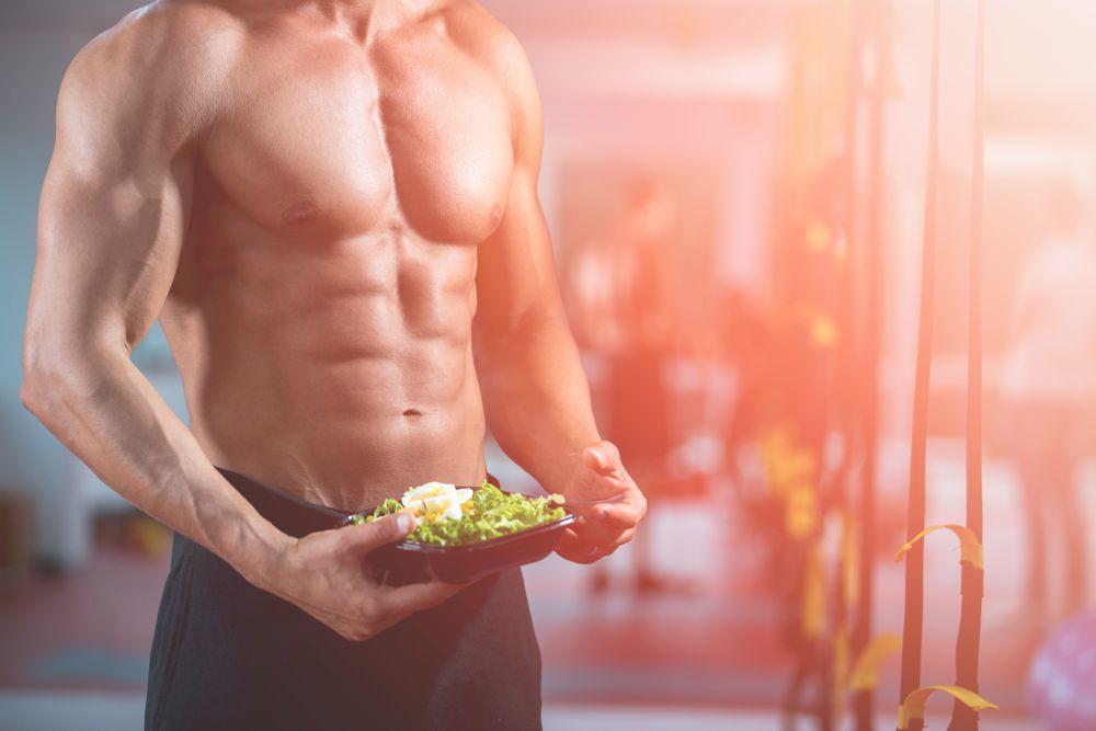 الوزن المثالي للاعبي كمال الأجسام وزيادة الوزن