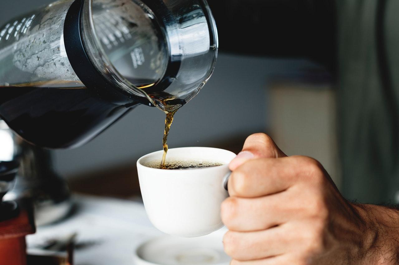 نسبة الكافيين في القهوة بأنواعها المختلفة