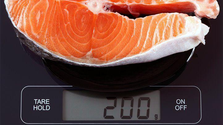 وزن الأكل قبل أم بعد الطبخ أفضل
