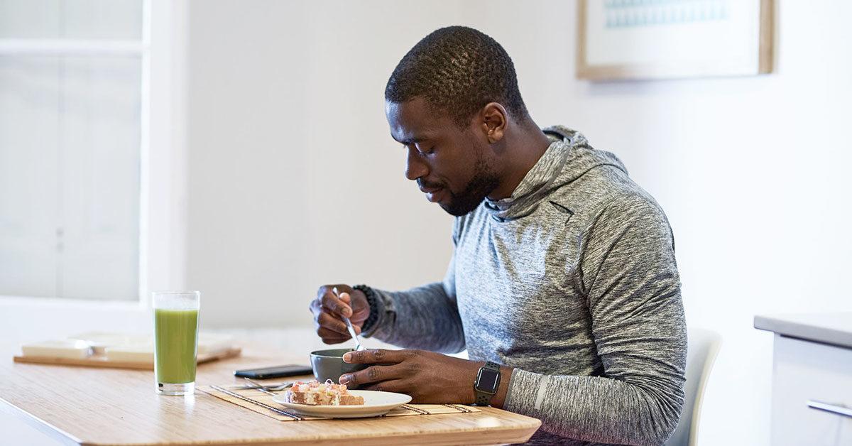 التمرين بدون اكل وفطور