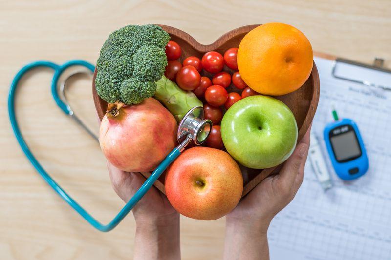 تنظيم الوجبات لمرضى السكري
