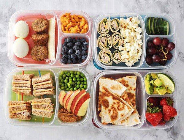 تنظيم الوجبات لزيادة الوزن
