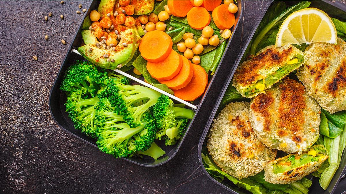 خسارة الدهون في رمضان بأكلات صحية