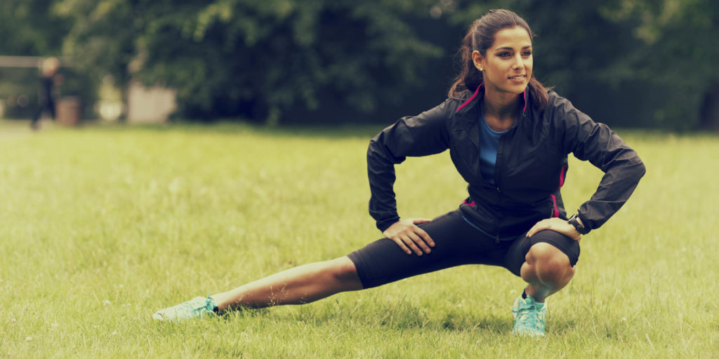 كيف تتخلص من ألم العضلات بعد التمرين بالإطالات