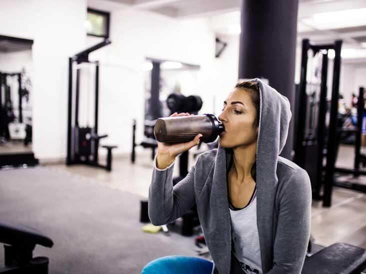 أفضل مكملات البروتين للنساء لزيادة القوة