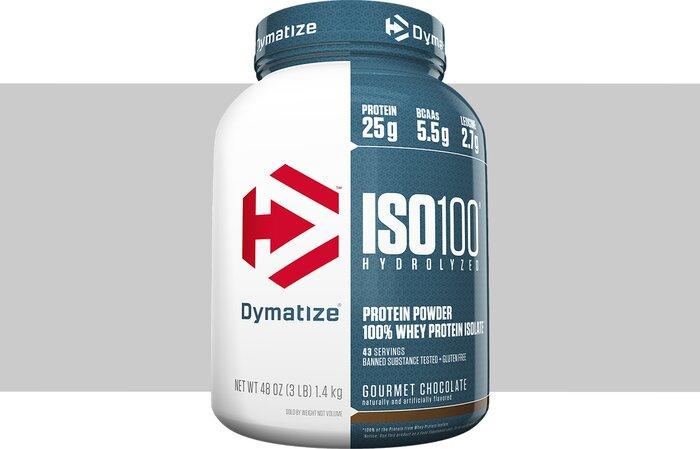 افضل بروتين لبناء العضلات للمبتدئين البروتين المعزول