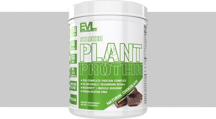 افضل بروتين لبناء العضلات للمبتدئين النباتيين