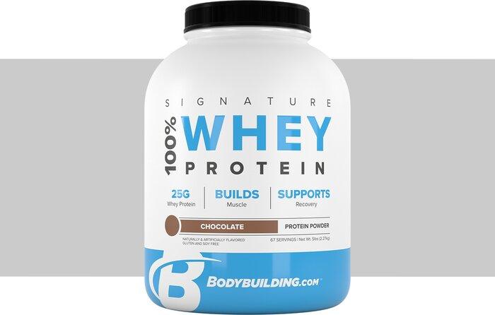 افضل بروتين لبناء العضلات للمبتدئين والمحترفين