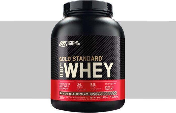 افضل بروتين لبناء العضلات للمبتدئين واي بروتين