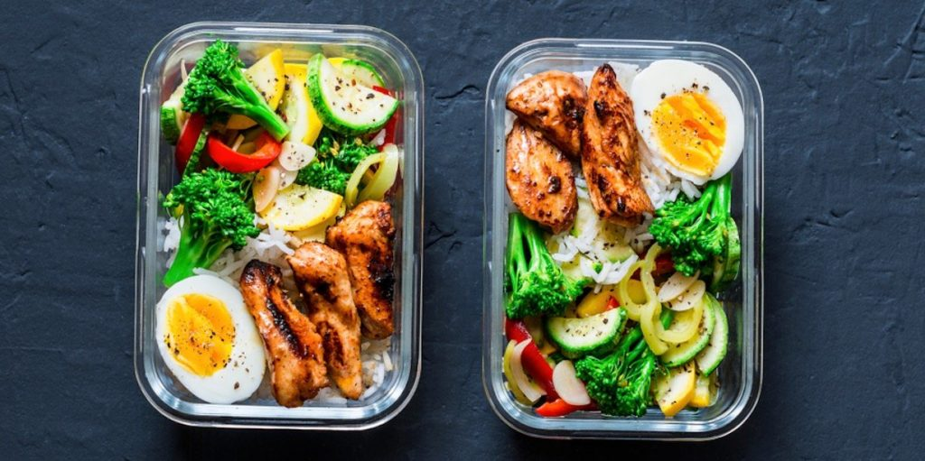 تنظيم الوجبات مع الرياضة ونوع الأكل