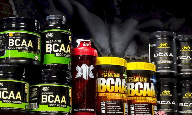فوائد BCAA للرجال