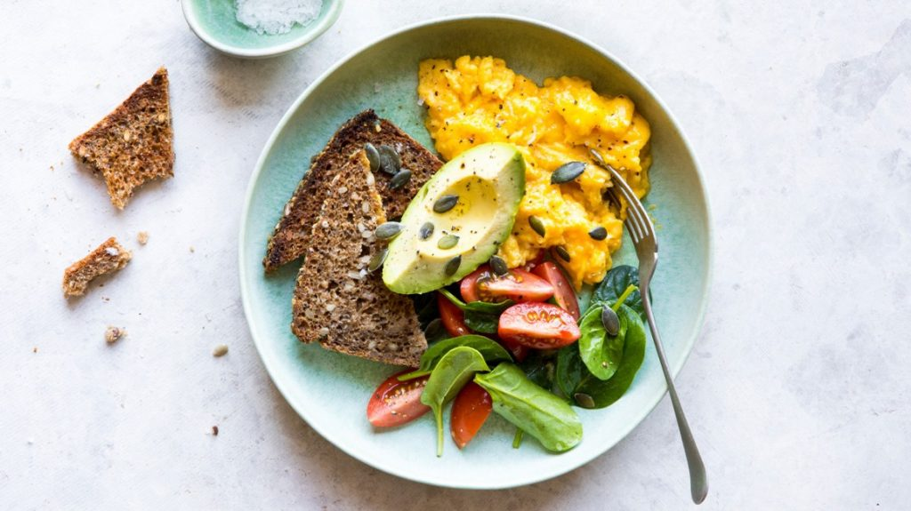 أطعمة غنية بالسعرات الحرارية العالية وصحية