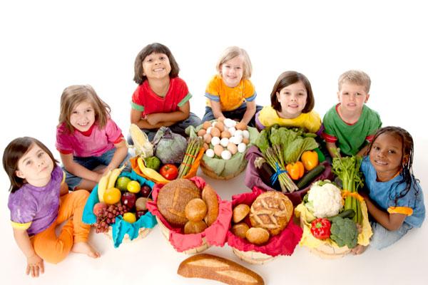 أفكار التغذية الصحية للأطفال