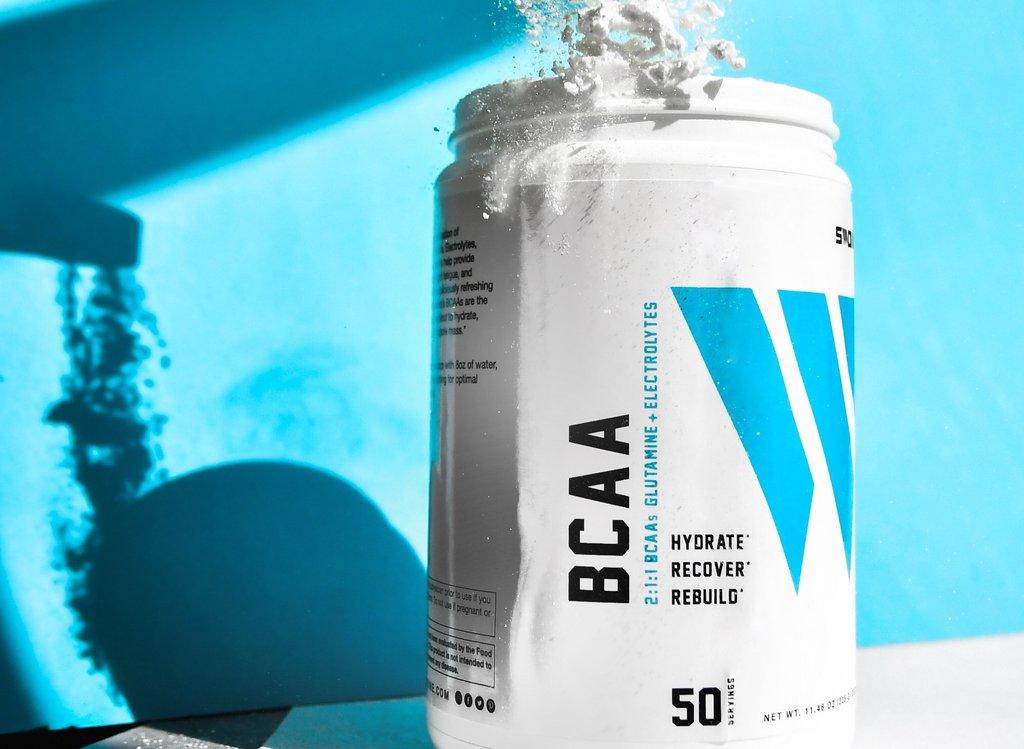 فوائد bcaa لفقدان الوزن وزيادة العضلات