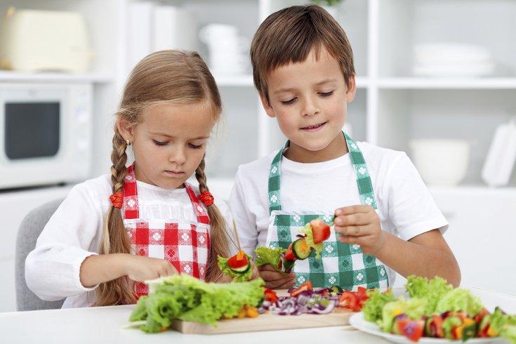 نصائح التغذية الصحية للأطفال