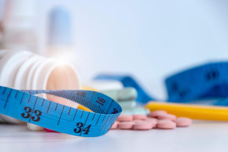 أدوية التخسيس المختلفة