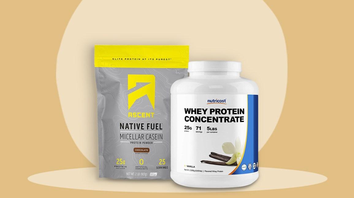 أفضل بروتين لكمال الأجسام