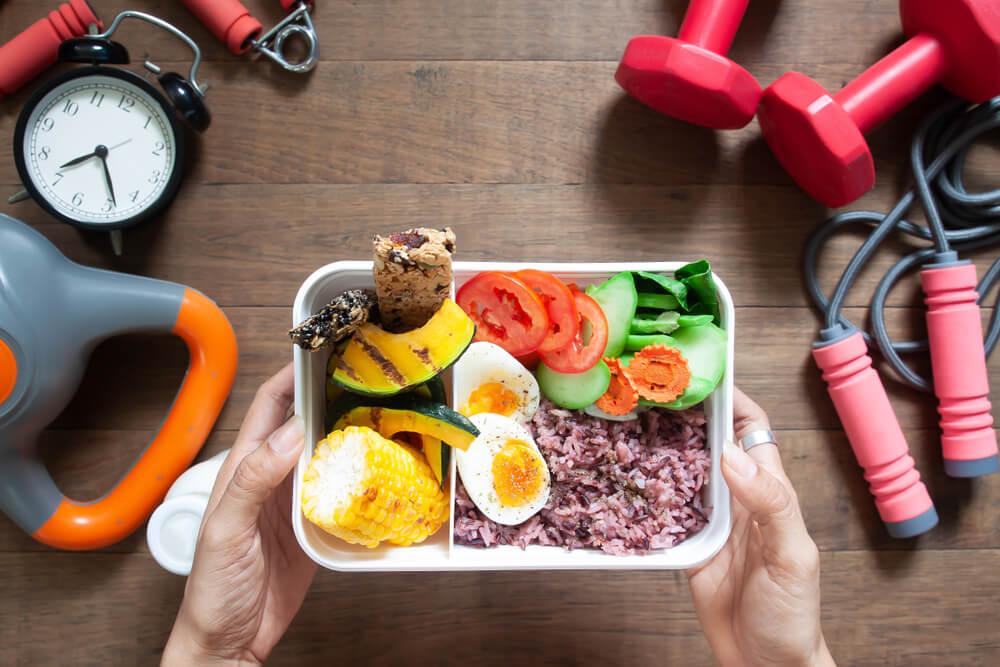 أفضل وجبة بعد التمرين