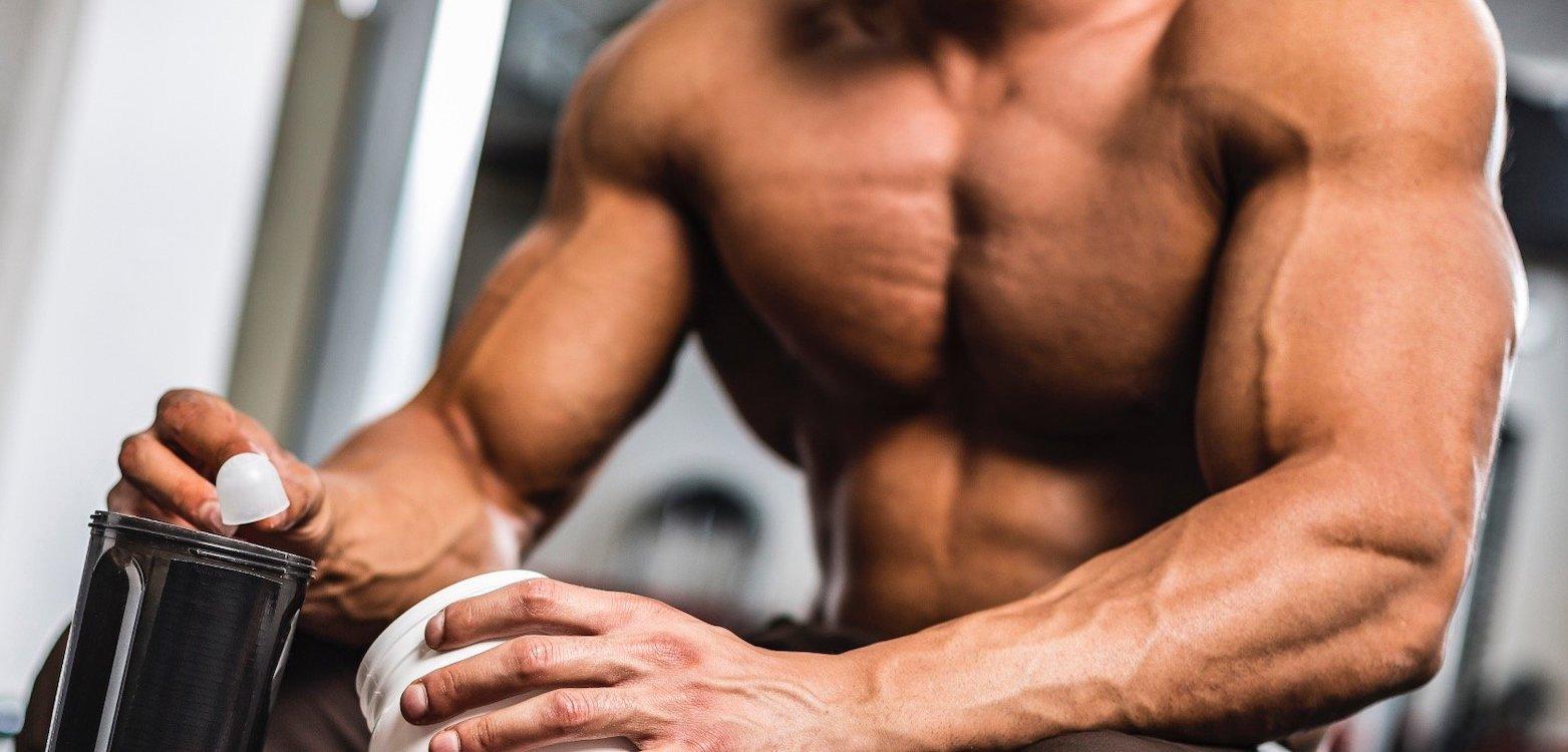 كيفية استعمال bcaa لزيادة العضلات